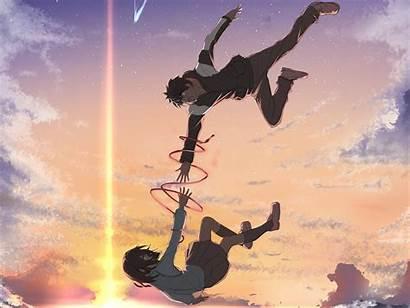 Kimi Wa Na Wallpapers Anime Mitsuha Taki