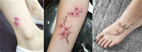 uncover  deep meaning   cherry blossom tattoo