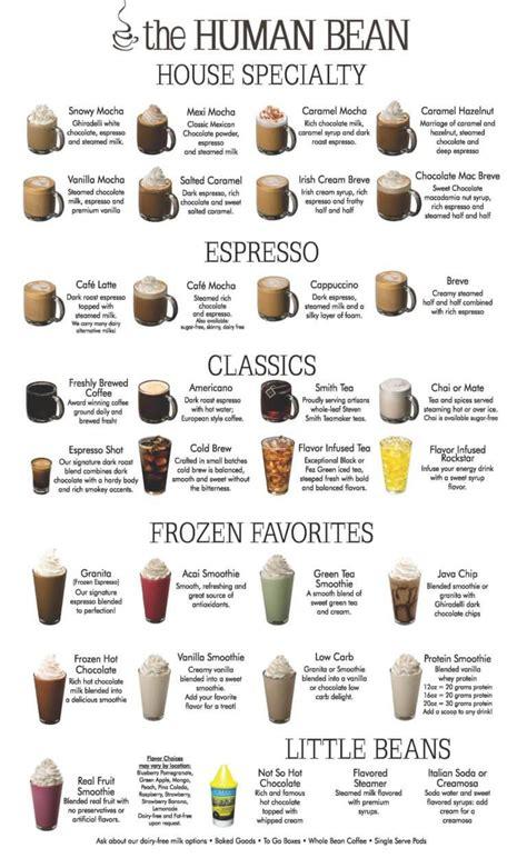 Granita di caffè (coffee ices). Drink Menu in 2020 | Ninja coffee bar recipes, Coffee shop menu, Coffee shop
