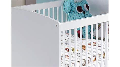 Babybett Was Mitwächst by Babybett Manja Babyzimmer In Wei 223 Hochglanz 70x140 Cm