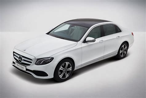 All parts grouped into categories and subcategories with diagrams. 2017 Mercedes-Benz E-class LWB India top front view | AUTOBICS