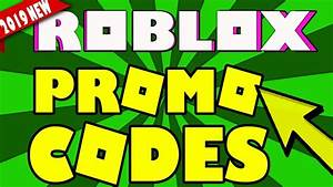 Roblox Promo Codes 2019  All Working   New