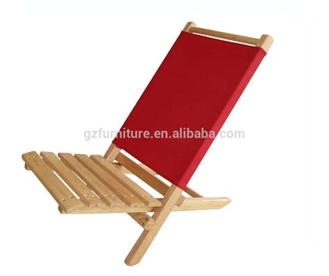 chaise pliante de plage extérieur en bois des chaises de plage chaise longue