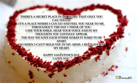 Valentine Day Poems for My Husband