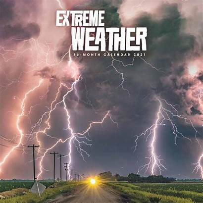 Weather 2021 Extreme Calendar Calendars Wall Carousel