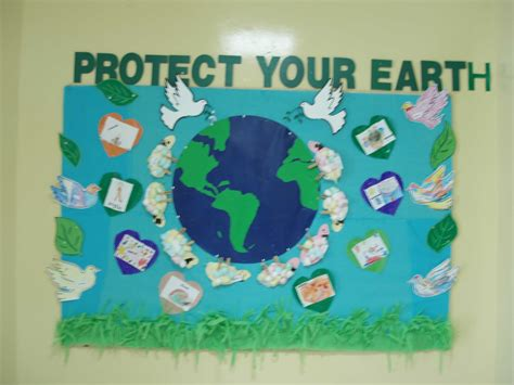 earth day bulletin boards classroom ideas archives