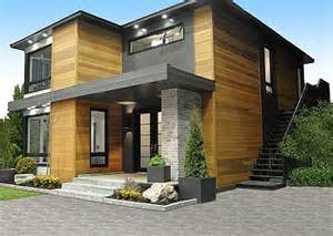 Top Photos Ideas For Canadian Home Designs Floor Plans by 25 Best Ideas About Small Modern Houses On