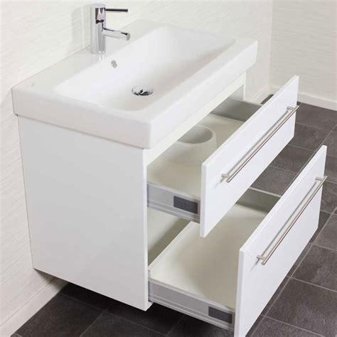 keramag waschtisch mit unterschrank badm 246 bel set 75 cm keramag icon waschtisch waschbecken mit
