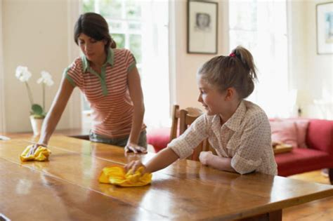 cleaning houses under the table feng shui tips and ideas keep your home clean fresh