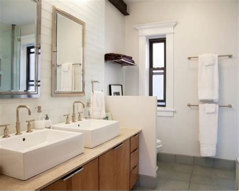 bathroom towel bar placement towel bar houzz