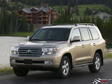Toyota Land Cruiser Picture by 2010 Toyota Land Cruiser 200 Pictures Information And