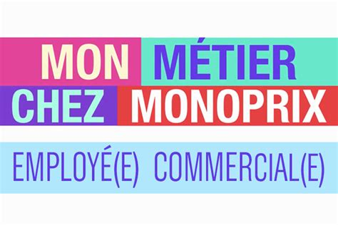 monoprix si鑒e social monoprix