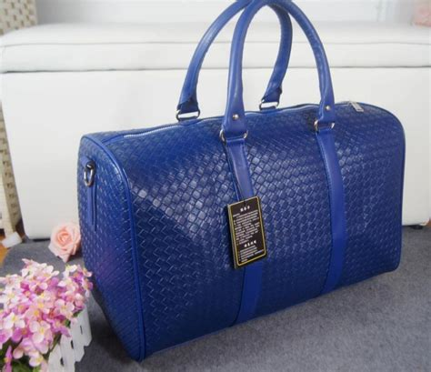 designer men travel bags large capacity women luggage travel duffle bags pu leather outdoor