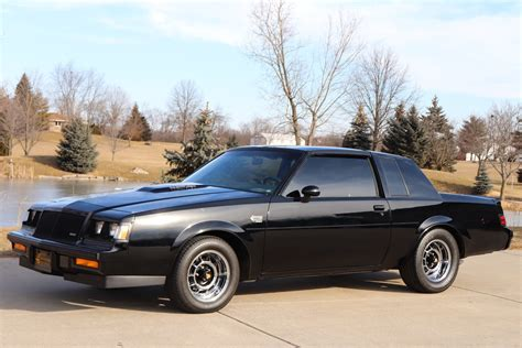 buick grand national midwest car exchange