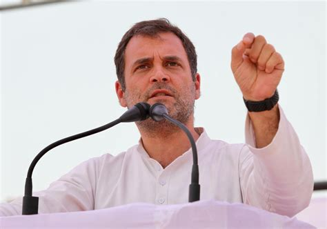 On polling day, Rahul Gandhi was missing from Amethi ...