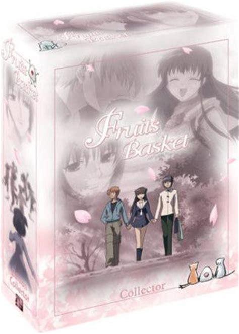 Fruit Basket Anime Ultime Dvd Fruits Basket Int 233 Grale Ultime Vo Vf Anime Dvd