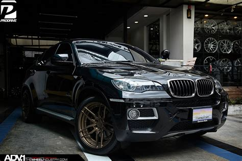 Bmw X6 Xdrive30d Sitting On Adv1 Wheels Bmwcoop