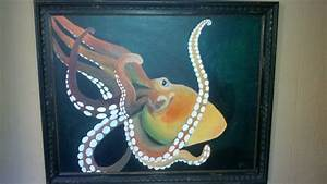Octopus Painting | Brushwork