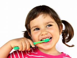 Tooth Care for Children - Babysitting Academy