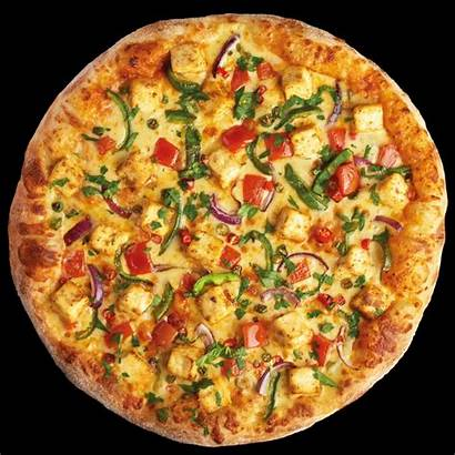 Pizza Hut Paneer Tandoori Spicy Spices Things