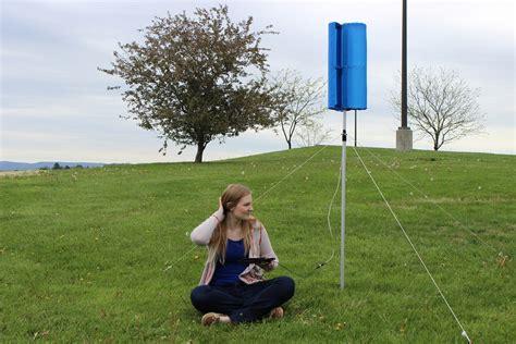 Переносной походный ветрогенератор для зарядки мобильных устройств своими руками