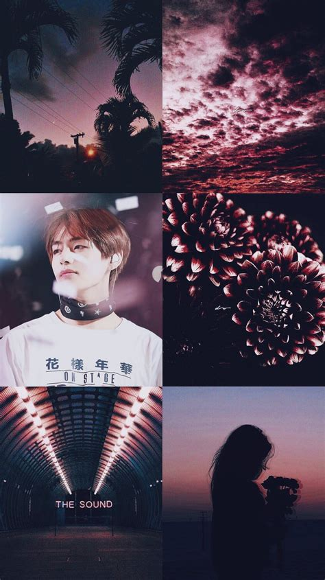 taehyung aesthetic bts bts kpop and wallpaper