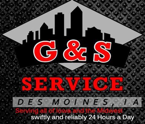 Gasl Owners Des Moines by G S Towing Service Inc Des Moines Ia Towiowa