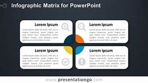 Infographic Matrix For Powerpoint
