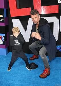 Josh Duhamel et son fils Axl Jack Duhamel - Les célébrités ...