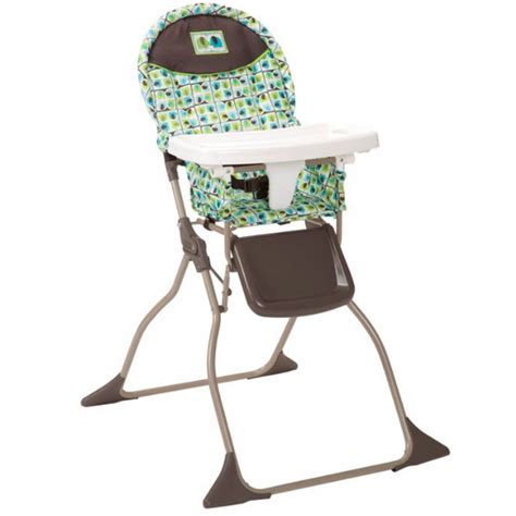 Cosco Slim Fold High Chair Things by 5 Best Folding High Chair Mealtime Is Much More