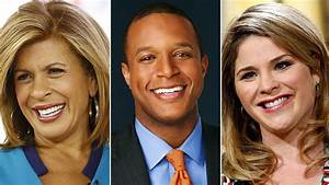 Hoda Kotb, Craig Melvin and Jenna Bush Hager share fitness ...