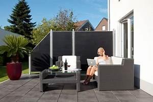 Terrassen Sichtschutz Modern : das umwelthaus neues vom sichtschutz ~ Orissabook.com Haus und Dekorationen