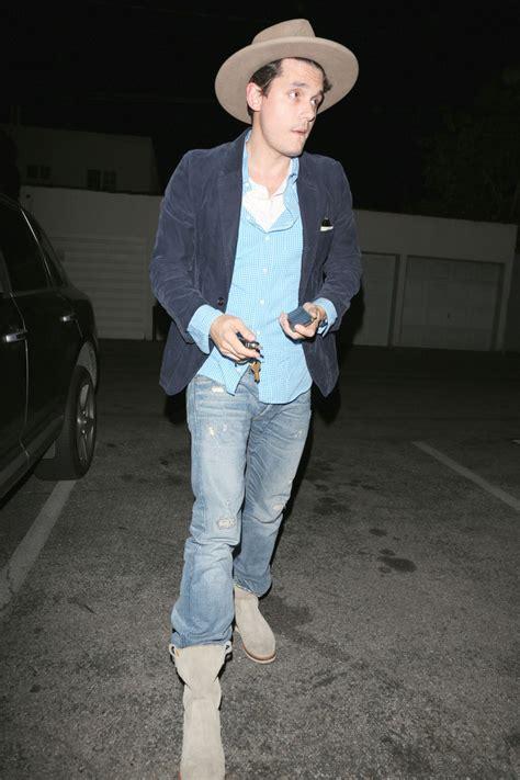 john mayer ripped jeans ripped jeans lookbook men