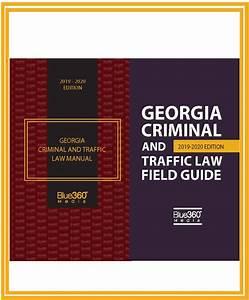 Georgia - Criminal  U0026 Traffic Laws