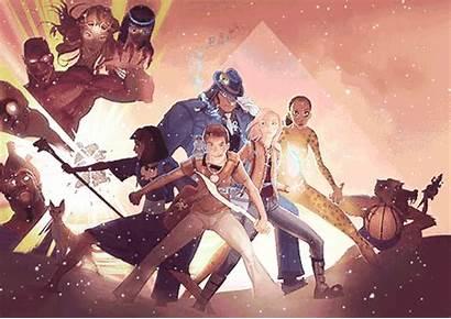 Pyramid Graphic Novel Kane Chronicles