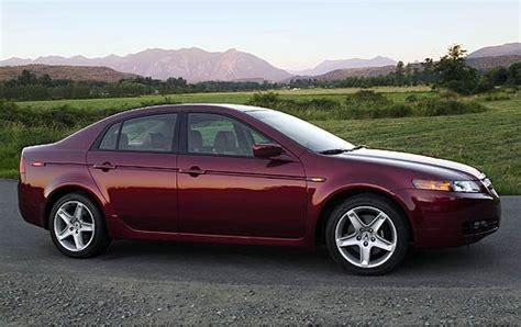 2006 Acura Tl Oil Type Specs