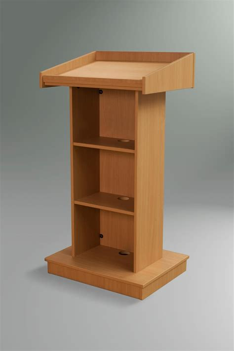 australia  post style lectern pulpits  podiums