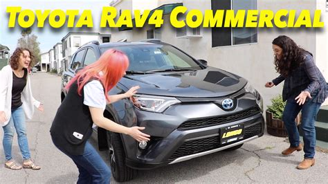 In Toyota Commercial by Toyota Rav4 Commercial From Femmebot Phd