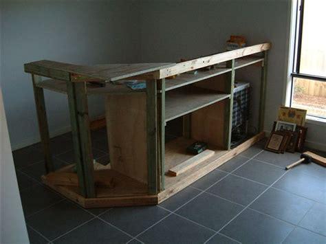 fabriquer un bar de cuisine plan pour construire un bar 7 bricobistro