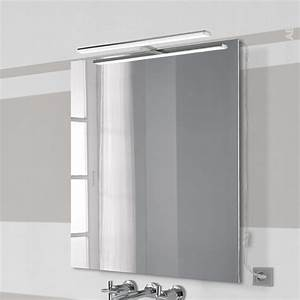 eclairage de salle de bains led calypso avec prise With eclairage avec prise salle de bain