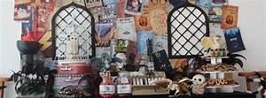 Deco Harry Potter Anniversaire : id e d co harry potter ~ Melissatoandfro.com Idées de Décoration