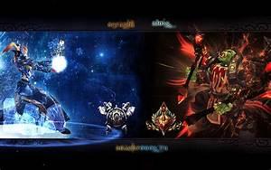 WoW Wallpaper Mage Warri by Cazylein on DeviantArt