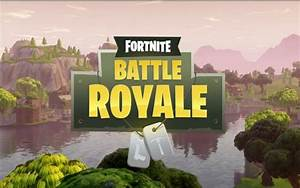 Fortnite Wallpaper Battle Royale Jeux Video Info
