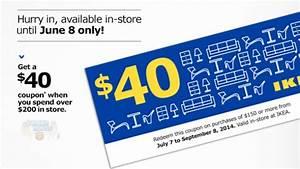 Ikea Coupon Versand : free 40 ikea canada coupon on 200 in stores ~ Eleganceandgraceweddings.com Haus und Dekorationen
