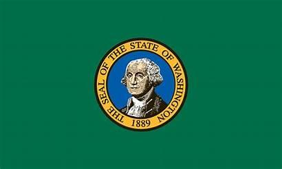 Flag State Washington 3x5 Wa Ft Ay