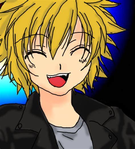 Anime Boy Uke Uke Boy By Blackpawz1295 On Deviantart