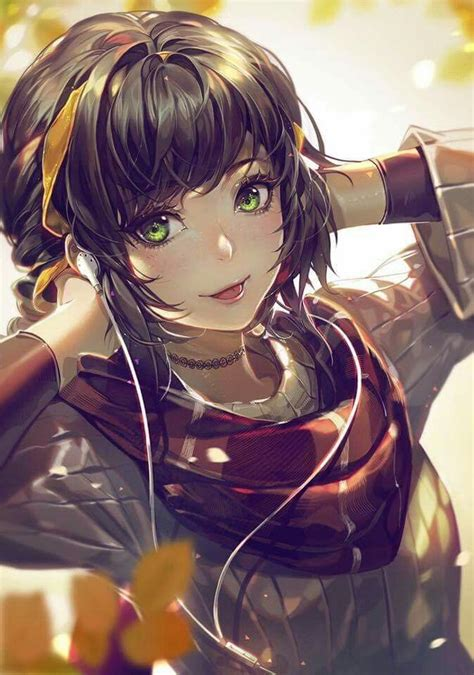 Best 25+ Anime Girls Ideas On Pinterest  Manga Girl