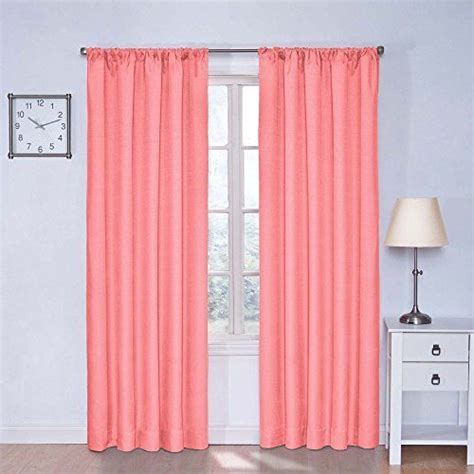 eclipse kendall blackout window curtain panel 42 by