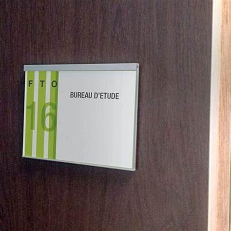 plaque de porte interieur pour pictogramme ou etiquette personnalis 233 e nmu113 156 x 105 mm