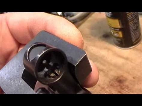 sks front sight adjustment youtube